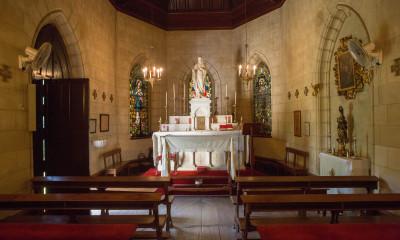 Una familia de raigambre católica